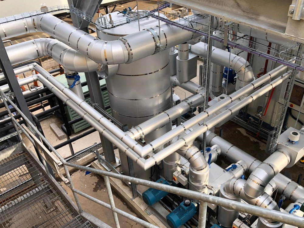 ammonia glycol plant seafood factory 1